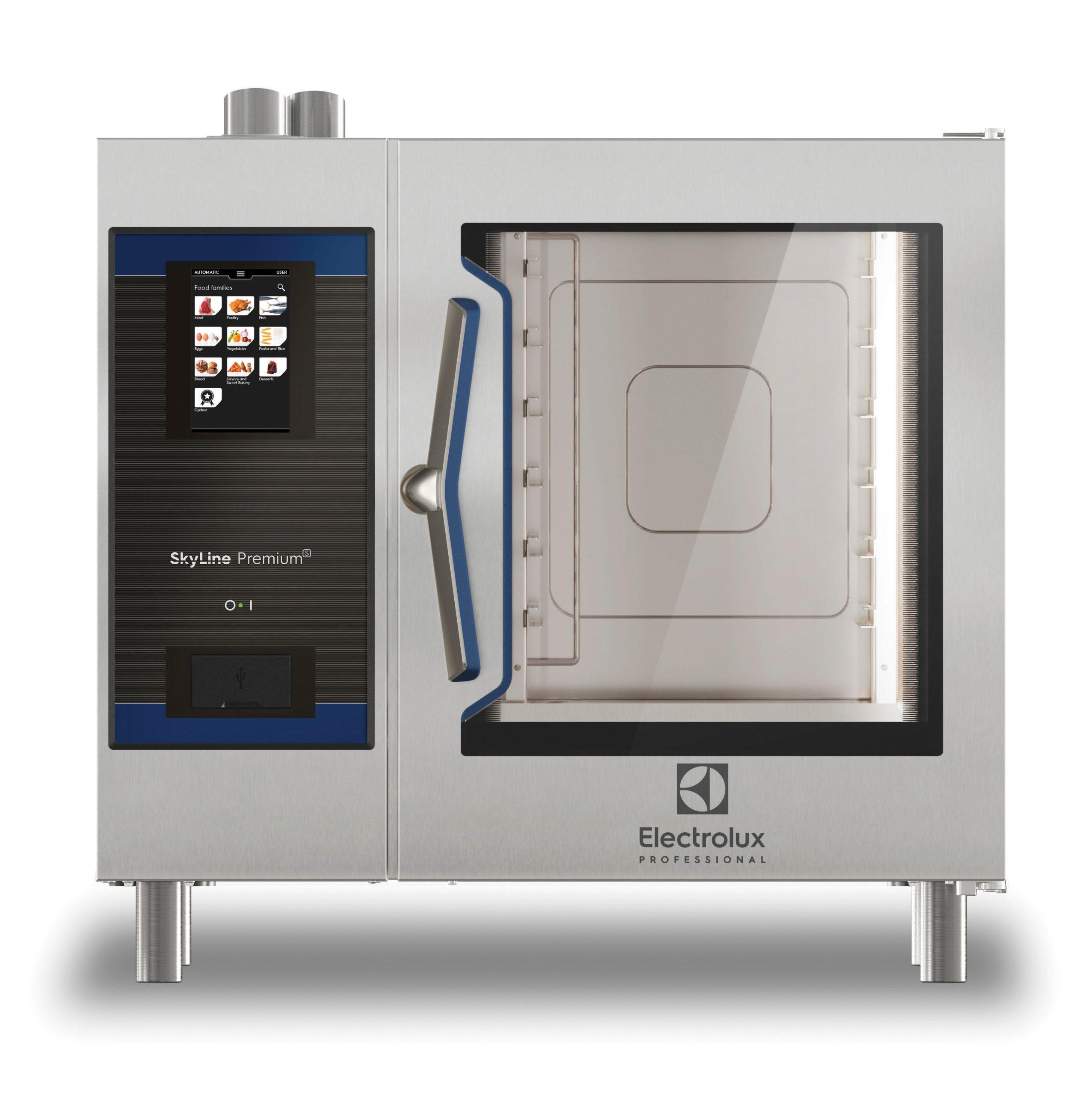Electrolux SkyLine PremiumS ovne 6×1/1GN – el