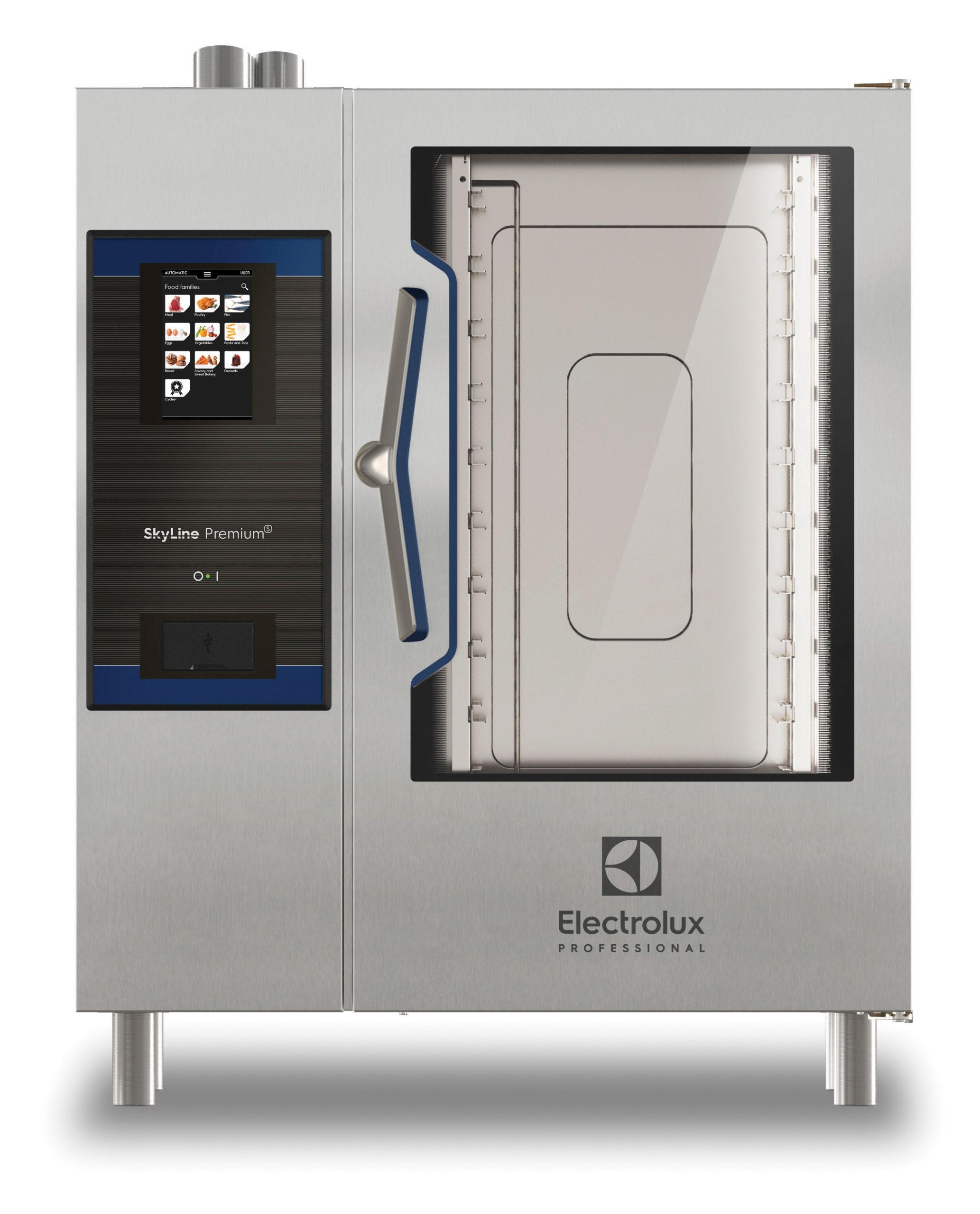 Electrolux SkyLine PremiumS ovne 10×1/1GN – el