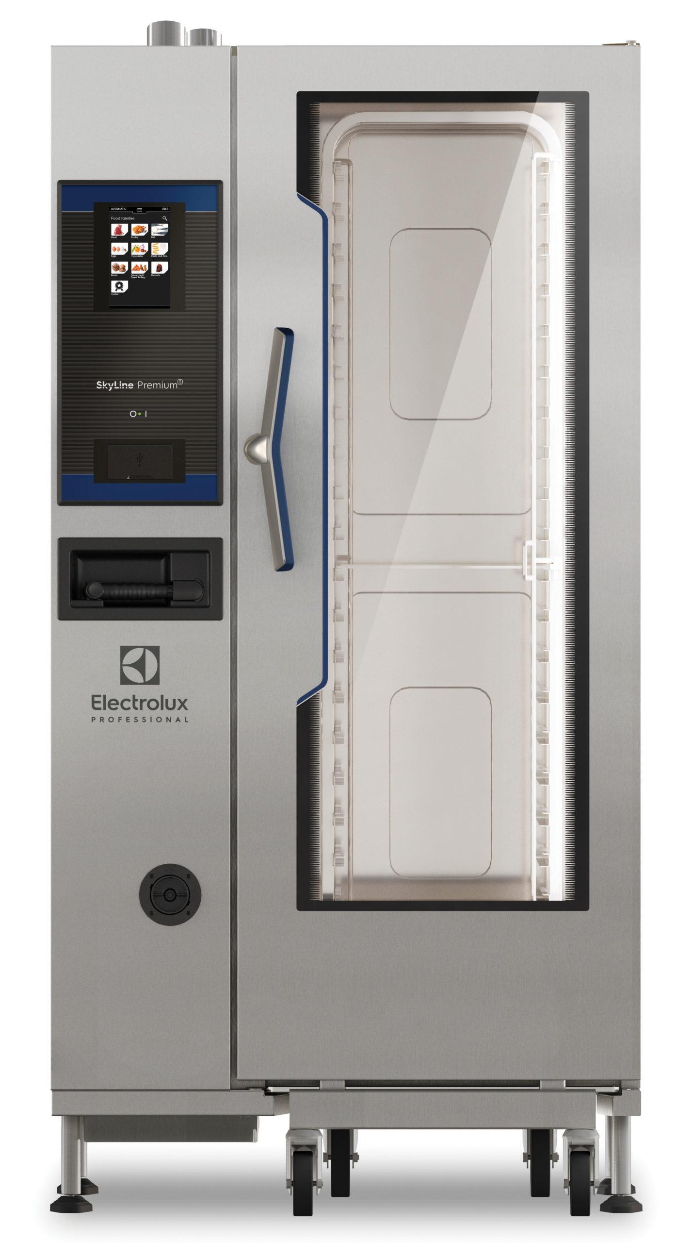 Electrolux SkyLine PremiumS ovne 20×1/1GN – el