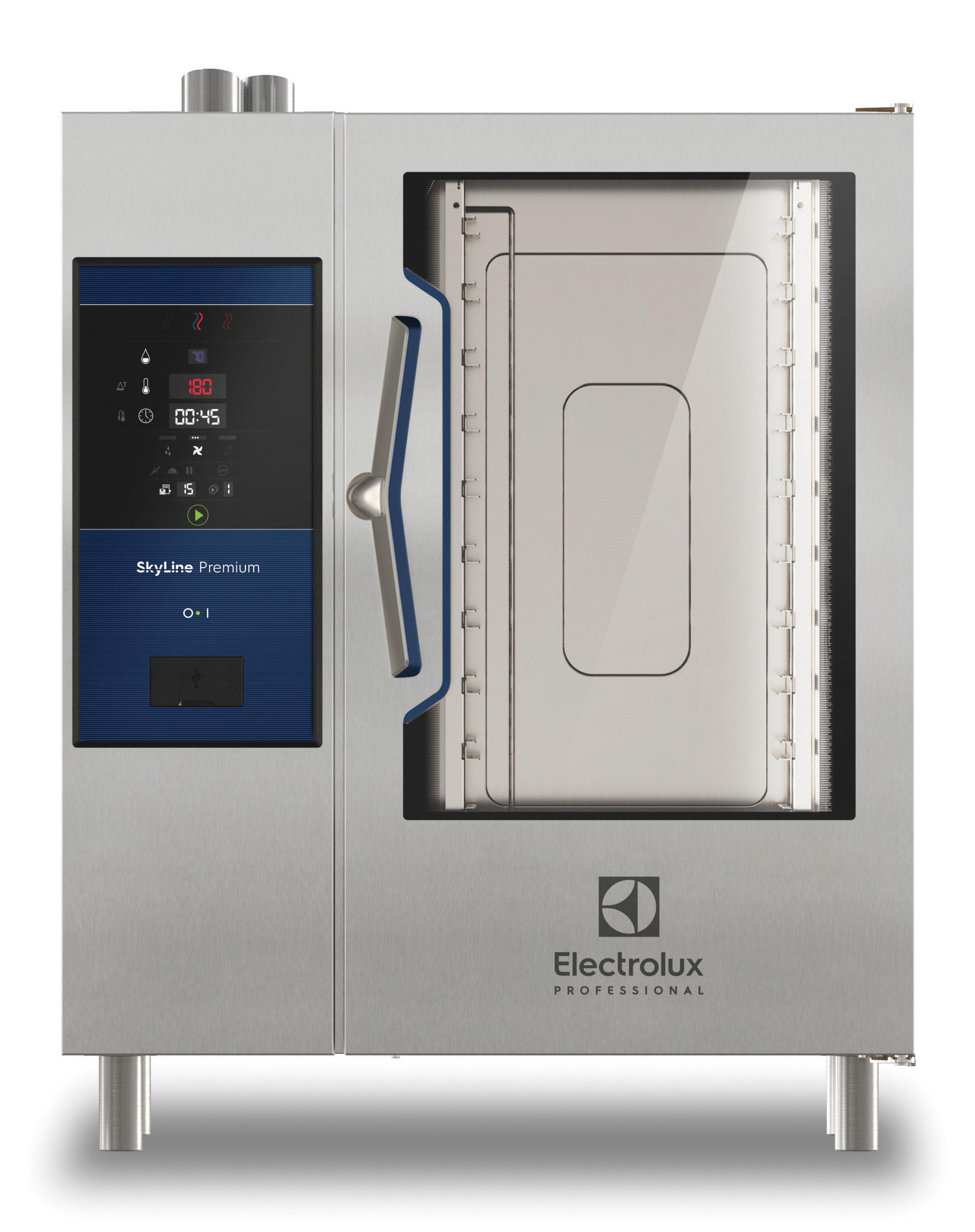 Electrolux SkyLine Premium ovne 10×1/1GN – el