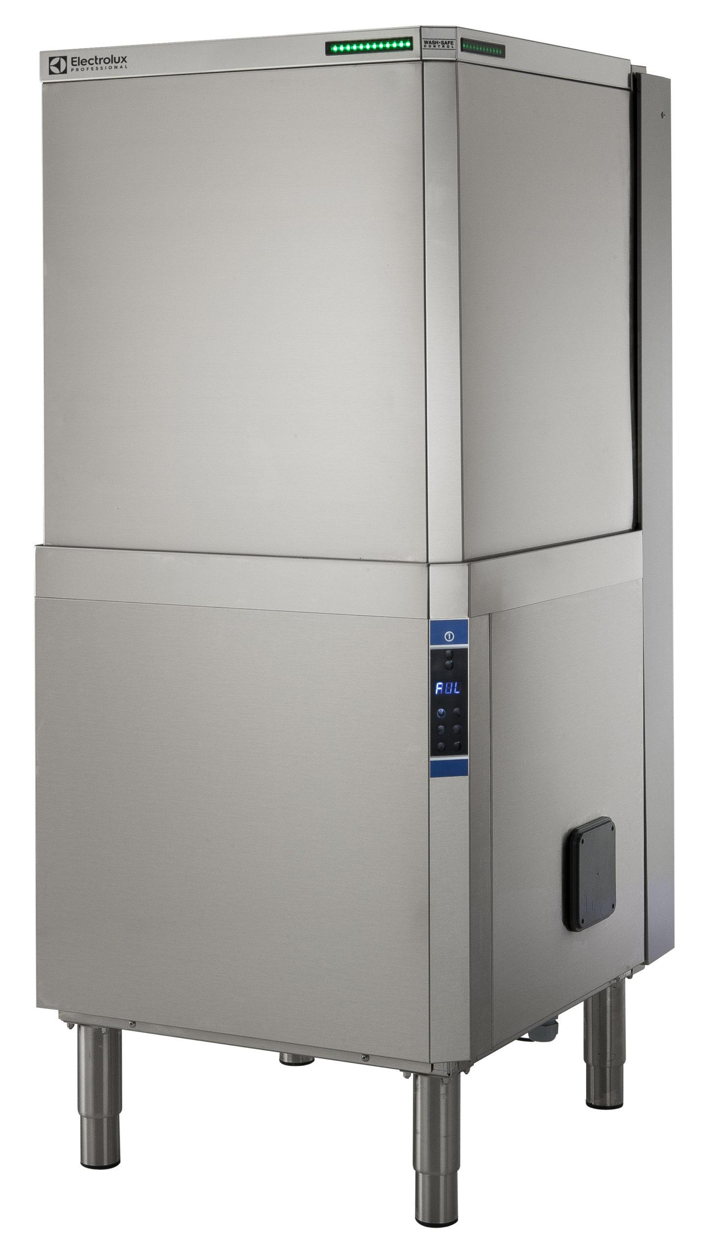 Electrolux WT65 Hætteopvasker med automatisk hætteløft