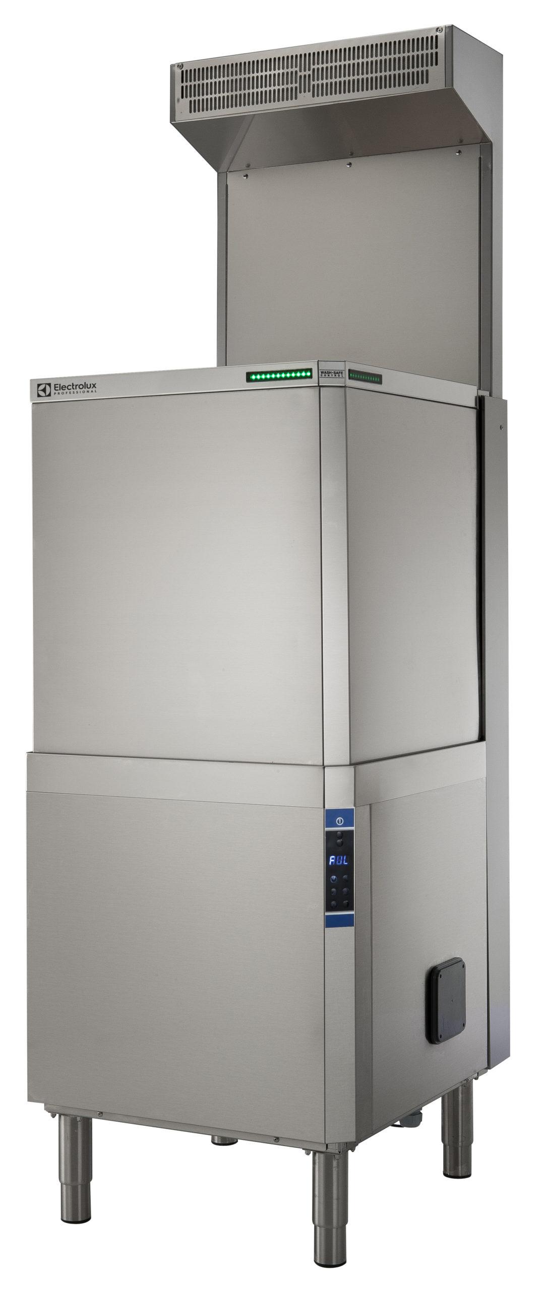 Electrolux WT65 Hætteopvasker med automatisk hætteløft + Kondensering