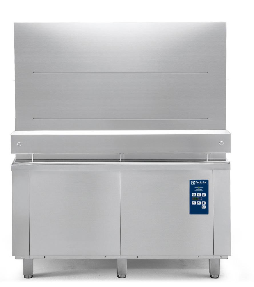 Electrolux Grovopvasker med automatisk hætteløft