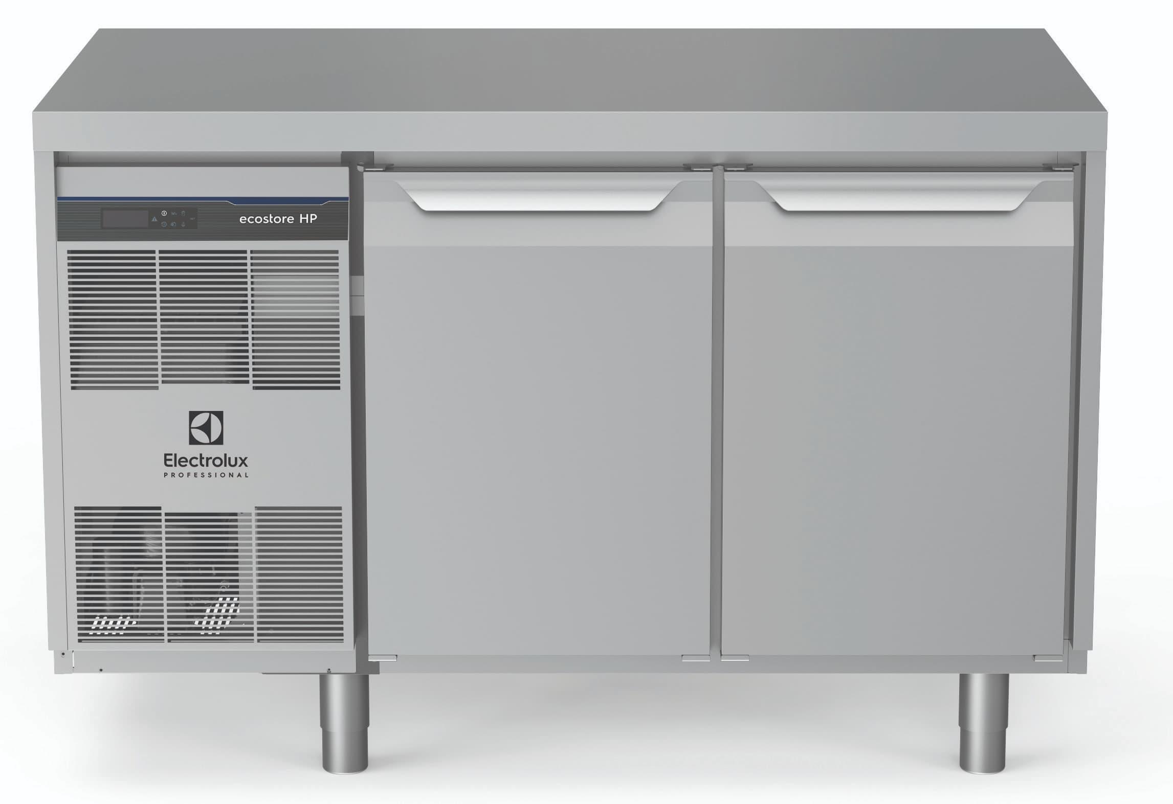 electrolux ecostore HP premium kølediske - 2 fag med topplade