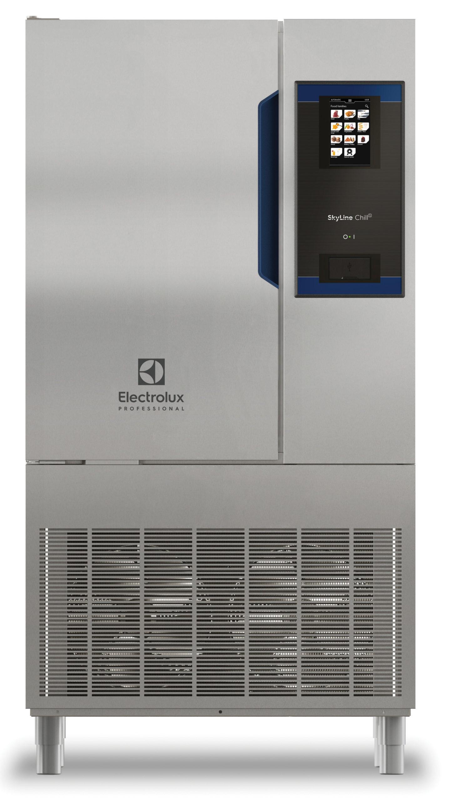 Electrolux SkyLine ChillS blæstkølere 10×1/1GN