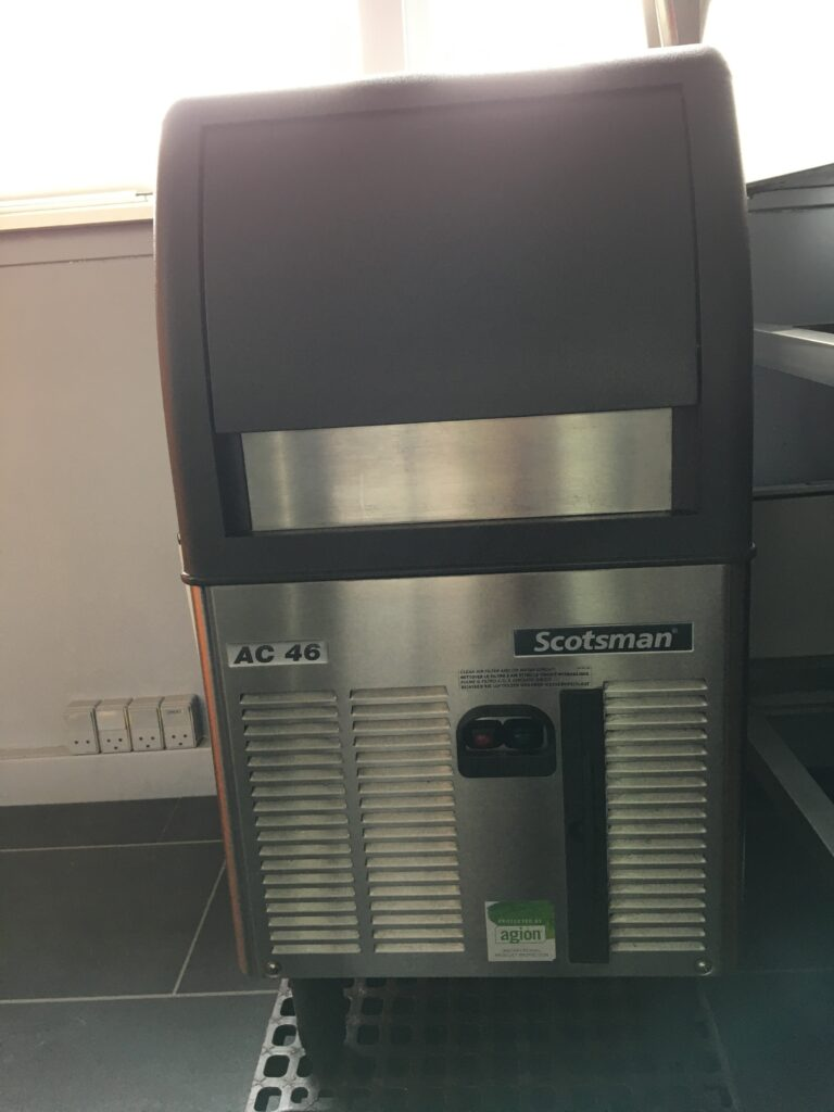 scotsmann ismaskine